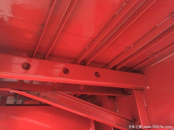 13米仓栏,大厂定制质量保证,可旧换新,湖北荆楚星仓栅式半挂车图片