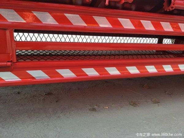 13.75米低平板,前后可做等宽低平板半挂车图片