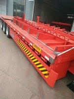 专业生产13.75×3米和17.5×3米低平板低平板半挂车