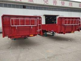 自重最轻6吨!普通配置6.26吨自卸半挂车