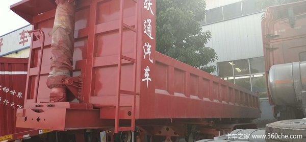 13米自卸半挂车自卸半挂车图片