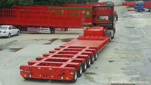 大型卡车价格_三线六轴,四线八轴,五线十轴,等等!大型物件运输车辆 ...