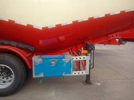 公告企业,轻量化车型粉粒物料运输半挂车