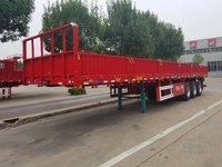 13米×2.55米×60公分高标车栏板式半挂车图片