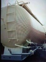 散装水泥罐车立方可选可办分期粉粒物料运输半挂车