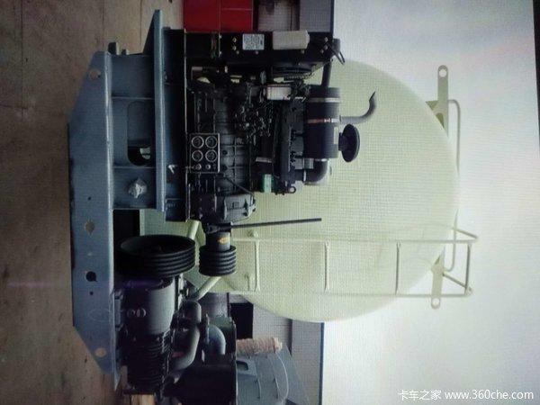 散装水泥罐车立方可选可办分期粉粒物料运输半挂车图片