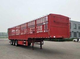 厂家直销13米仓栏含运费仓栅式半挂车