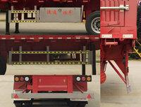 厂家直销栏板式半挂车(含运费)栏板式半挂车图片