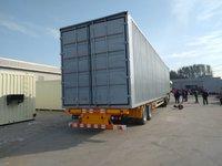 集装箱运输半挂车集装箱式半挂车图片