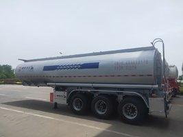 普通液体运输半挂车罐式半挂车