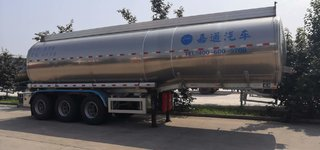 植物油运输半挂车罐式半挂车